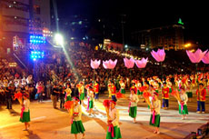 Ha Long - Quang Ninh Tourism Week 2011 to be the biggest ever