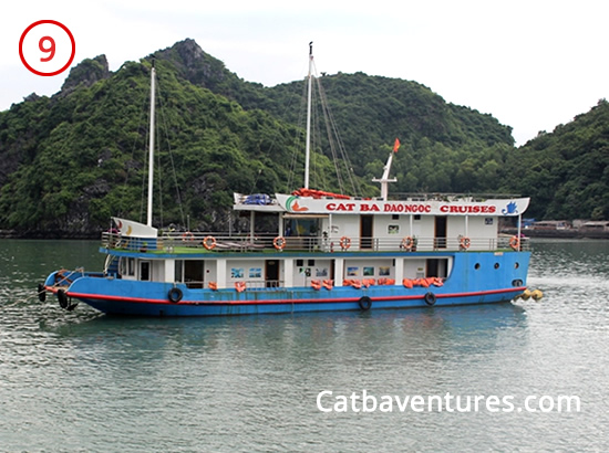 Cat Ba Dao Ngoc Cruise