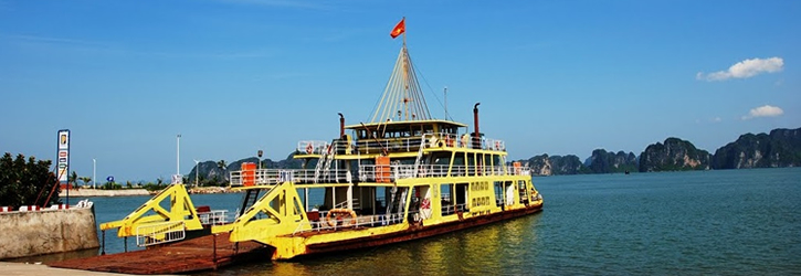 Transport to Cat Ba island, How to get to cat ba
