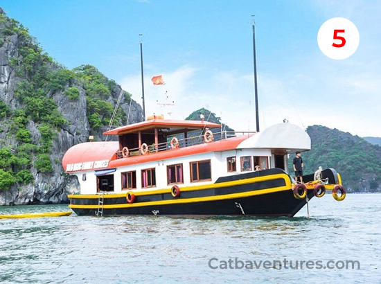 Dao Ngoc Family Cruises
