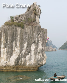 Rock Climbing In Cat Ba Island - 4